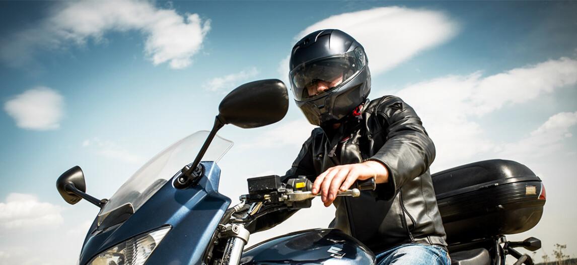 适合您的摩托车头盔体验